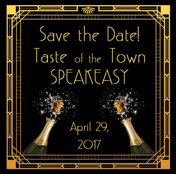 Taste of the Town at Towson Branch on April 29, 2017