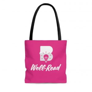 Be Well Read Tote