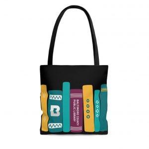 Book Shelf Tote